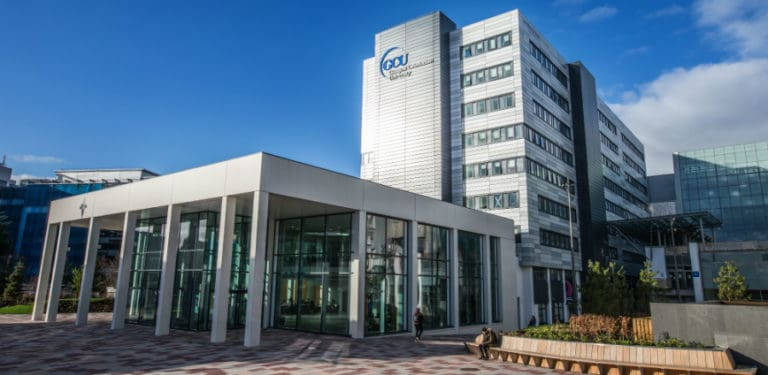 Glasgow Caledonian - campus