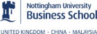 Nottingham University Business School - NUBS logo