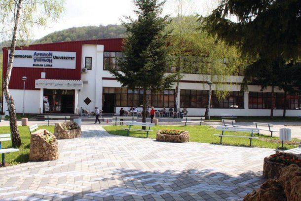 Pan-European University – APEIRON Campus