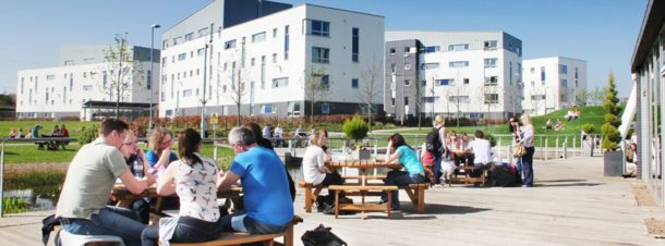 Queen Margaret University – QMU Campus