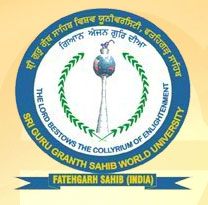 Sri Guru Granth Sahib World University - SGGSWU