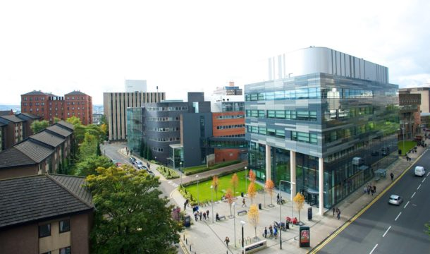 Strathclyde campus