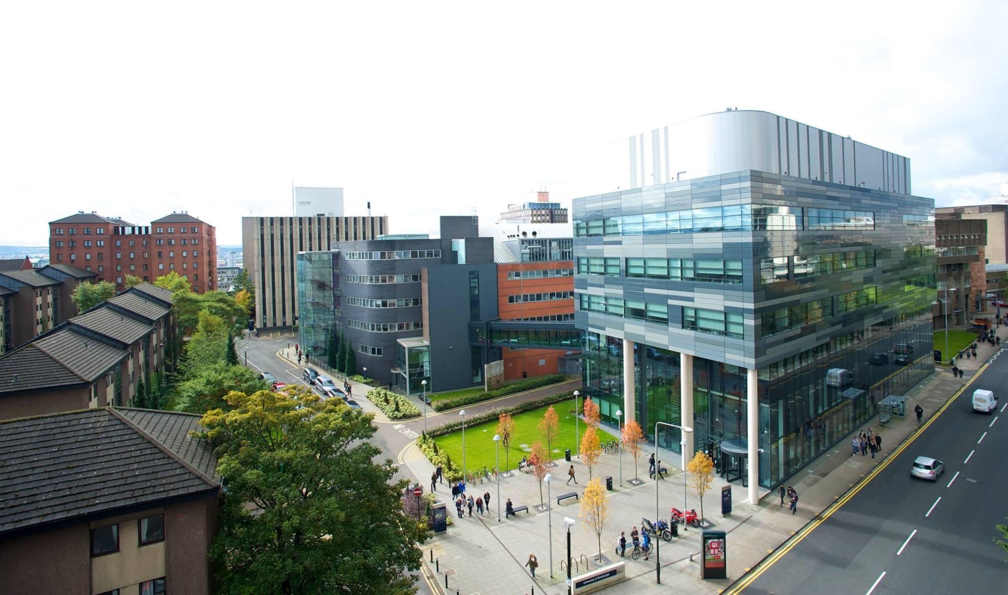 Strathclyde Business School Campus