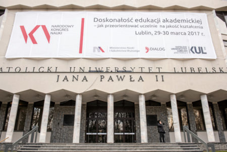The John Paul II Catholic University of Lublin - KUL Campus