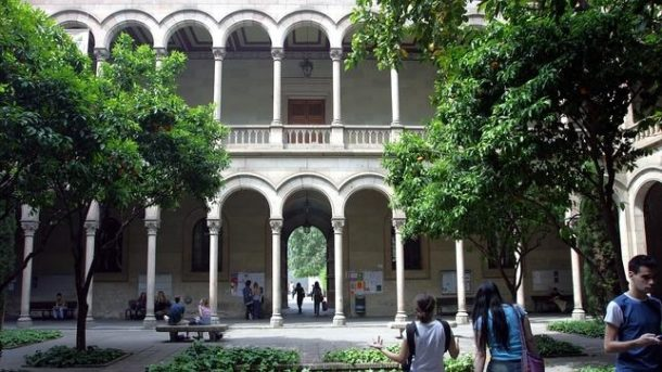 Universitat de Barcelona Business School Campus