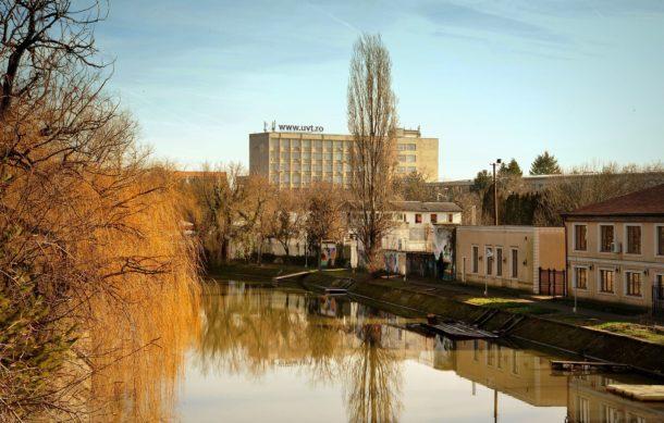 West University from Timisoara – WUT Campus