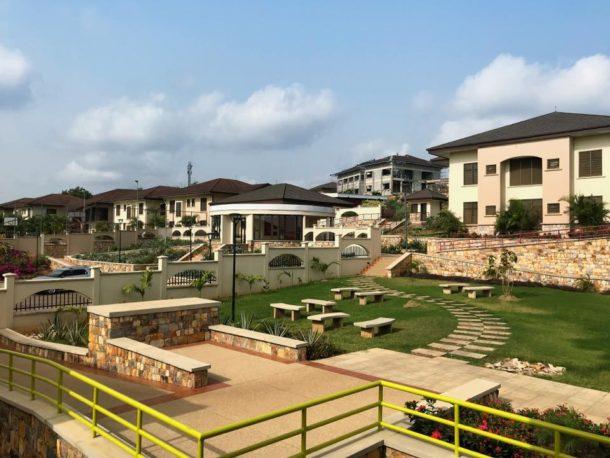 Ashesi University College – AUC Campus