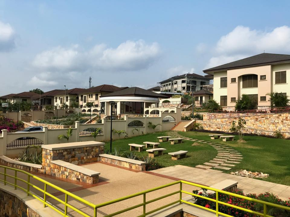 Ashesi University College – AUC Campus