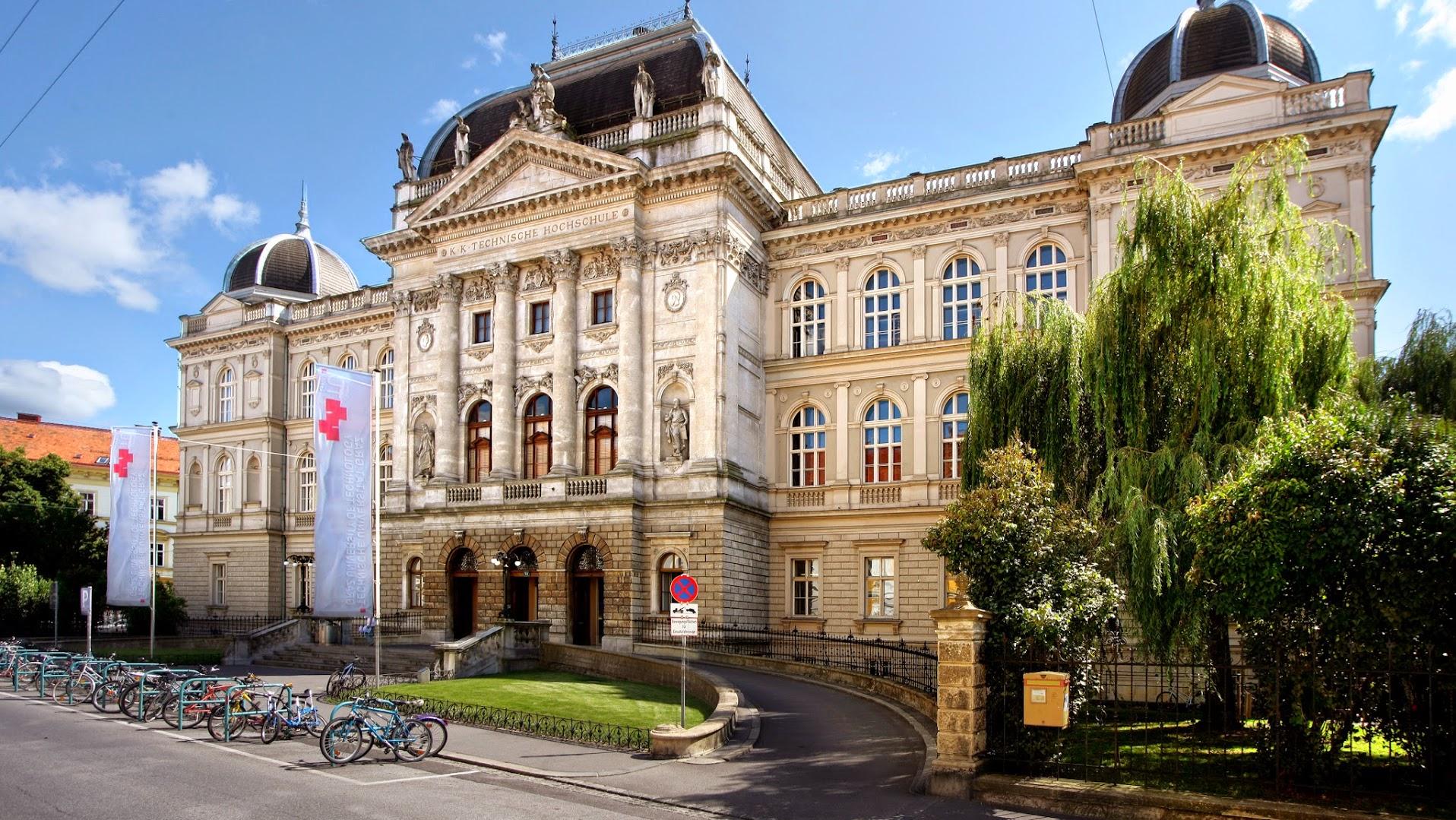 Graz University of Technology – TU Graz Campus
