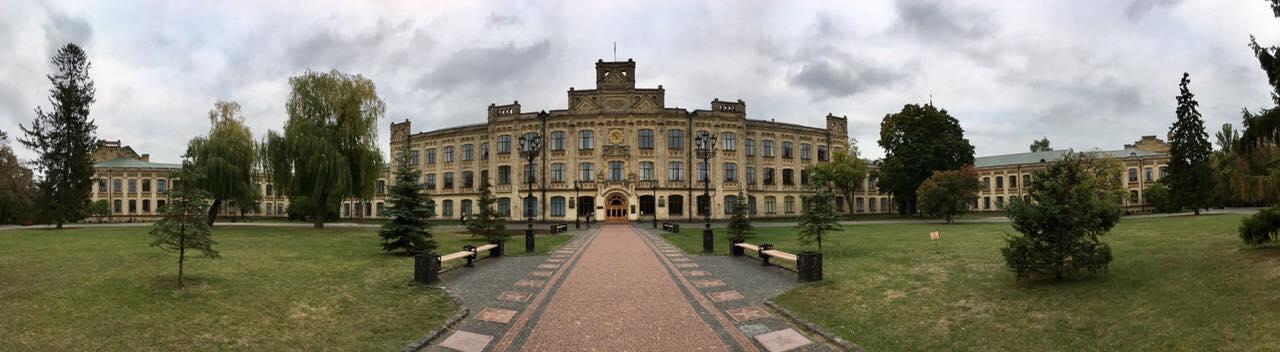 National Technical University of Ukraine Igor Sikorsky Kyiv Polytechnic Institute – NTUU KPI Campus