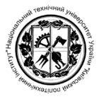 National Technical University of Ukraine Igor Sikorsky Kyiv Polytechnic Institute - NTUU KPI