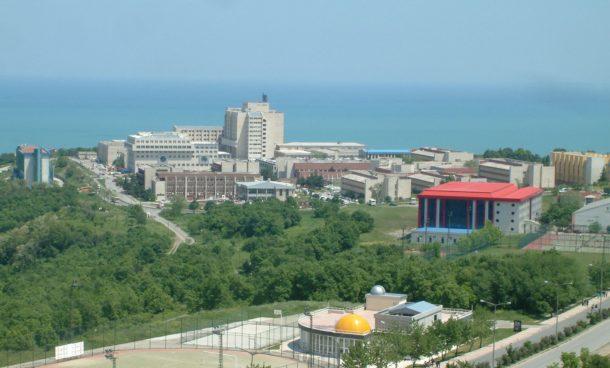 Ondokuz Mayıs University – OMU Campus