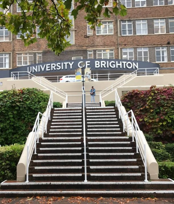 University of Brighton – UoB Campus