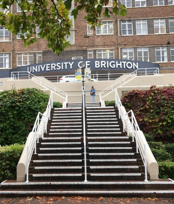 University of Brighton - UoB - campus