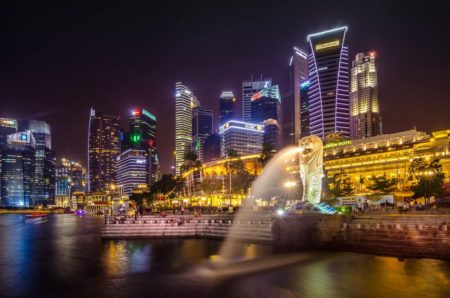 Singapore Skyline - Pros and Cons Of Studying in Singapore