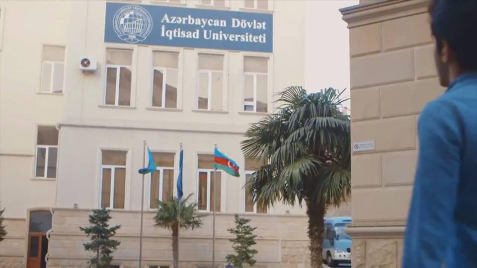 Azerbaijan State University of Economics Campus
