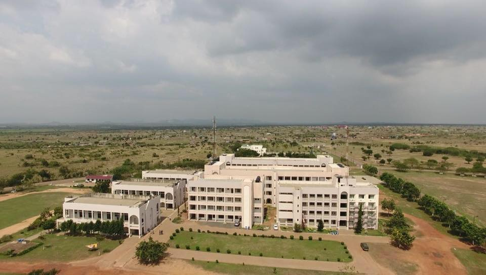 Central University Campus