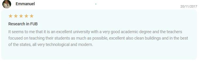 EDUopinions Freie University Review 1
