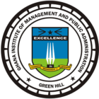 Ghana Institute of Management and Public Administration - GIMPA logo