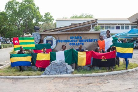 Ghana Technology University College - GTUC Campus