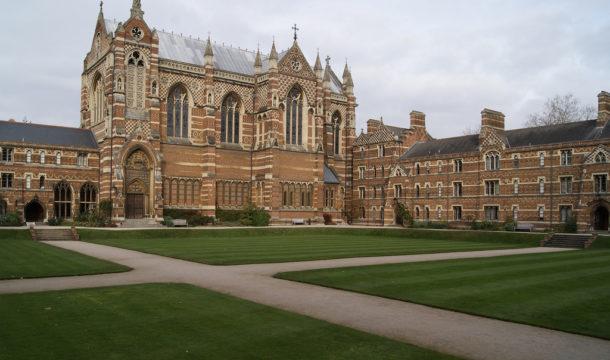 Oxford University Landscape