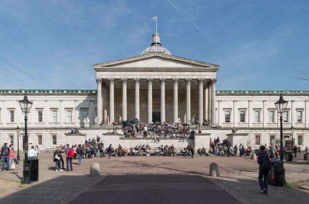 University College London - Wilkins Building
