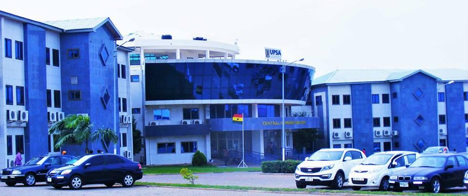 University of Professional Studies, Accra – UPSA Campus