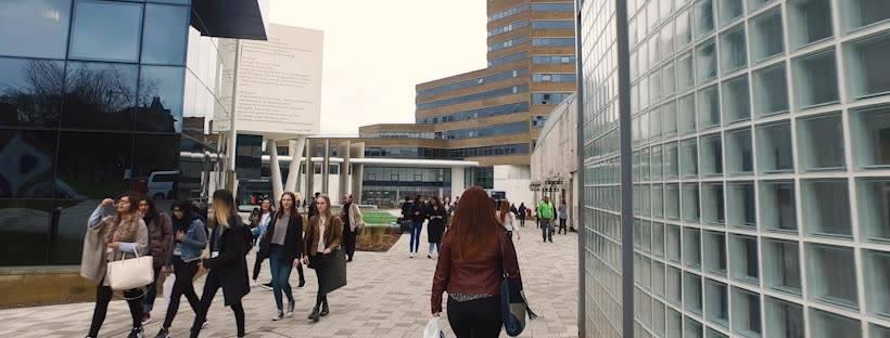 University of Huddersfield Campus