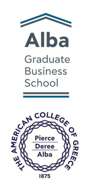 ALBA Graduate Business School logo