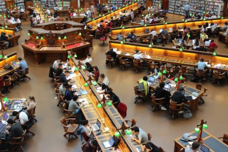 Student Library - Ranked by Student Reviews