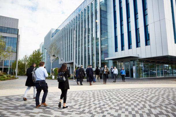 Cass business school campus
