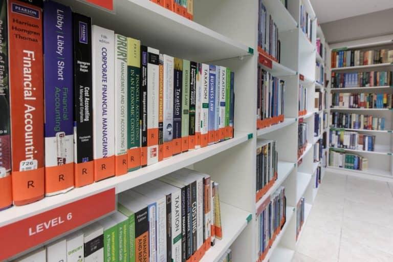 Global university of business University library