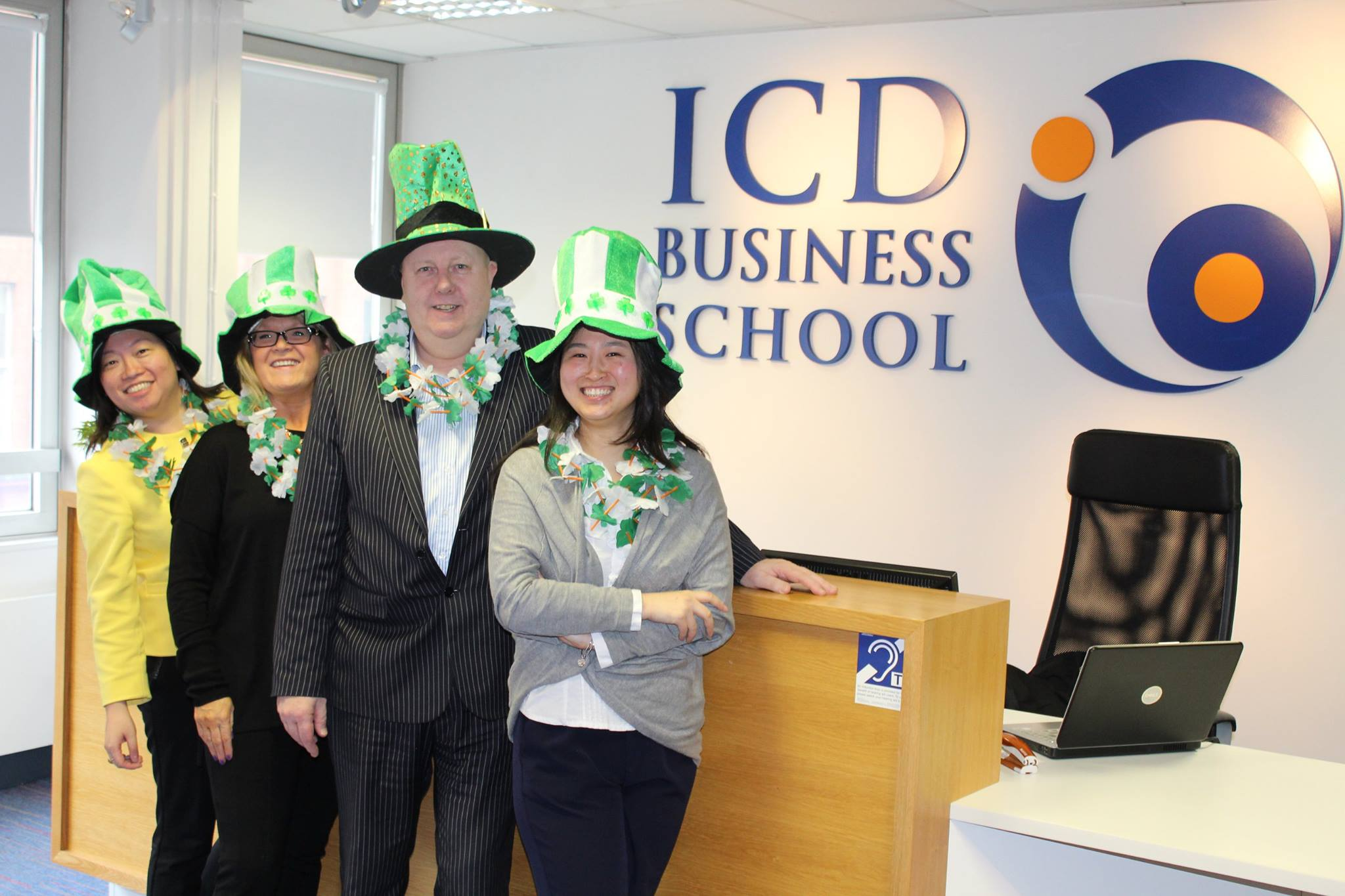 ICD Business School Dublin Campus