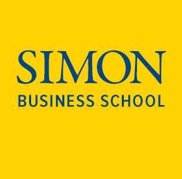 Simon Business School logo