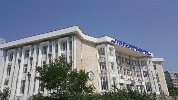Spiru Haret University Campus