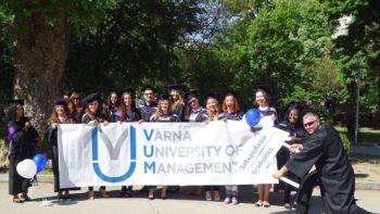 Varna students graduating