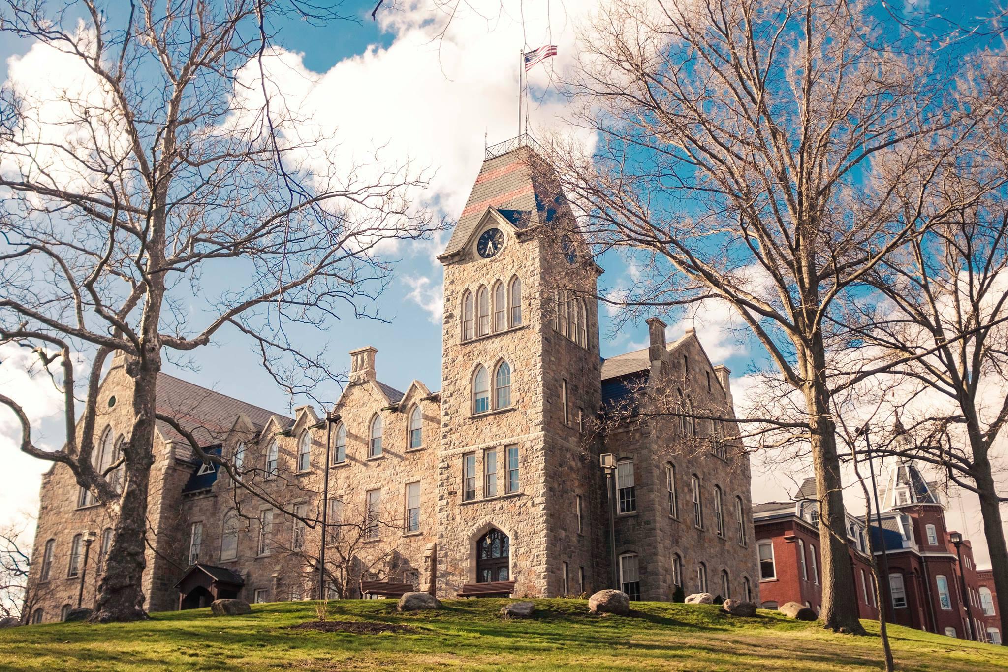 Worcester Polytechnic Institute - WPI Campus