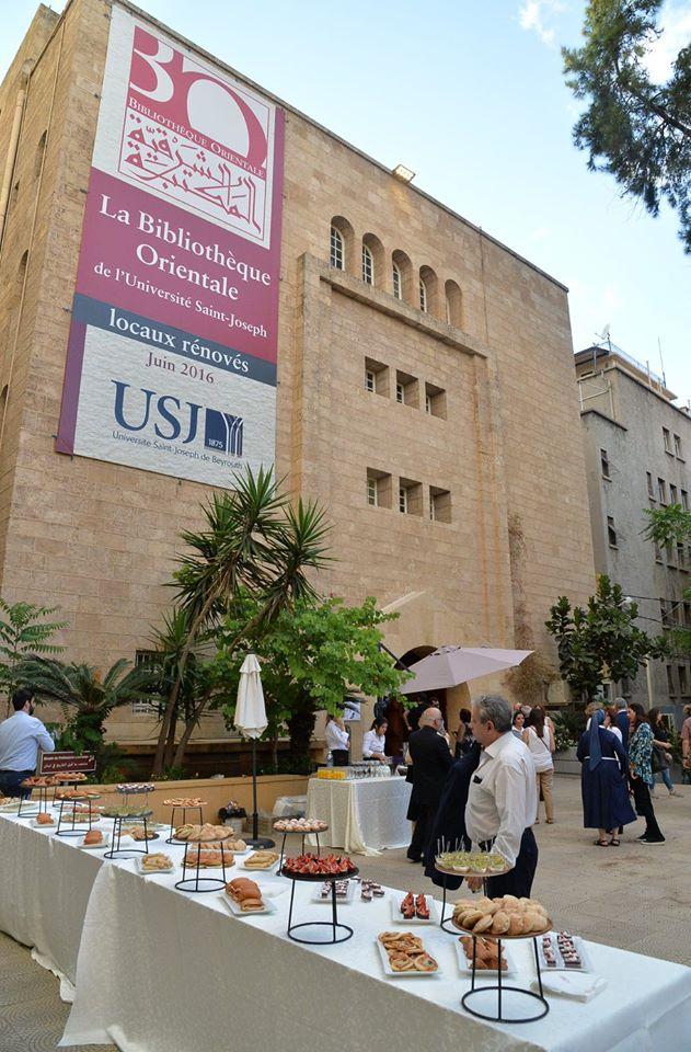 Université Saint-Joseph de Beyrouth - USJ Campus