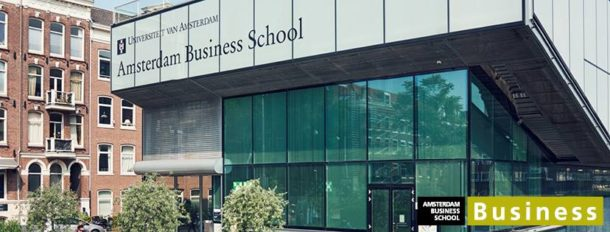 Amsterdam business school building