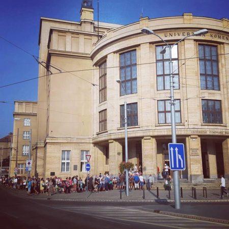 Comenius University in Bratislava Campus