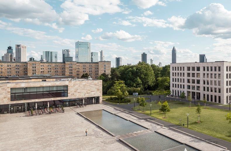 Goethe Business School Campus