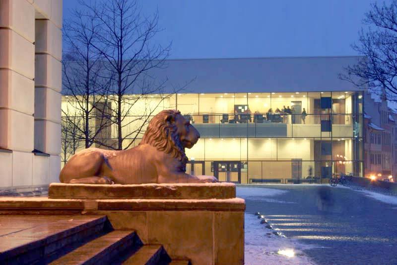 Martin Luther University Halle-Wittenberg Campus