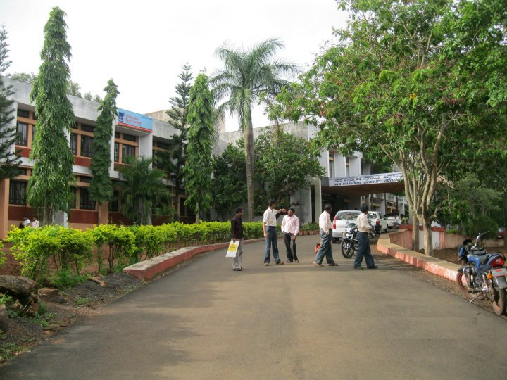 Rani Channamma University, Belagavi - RCUB Campus
