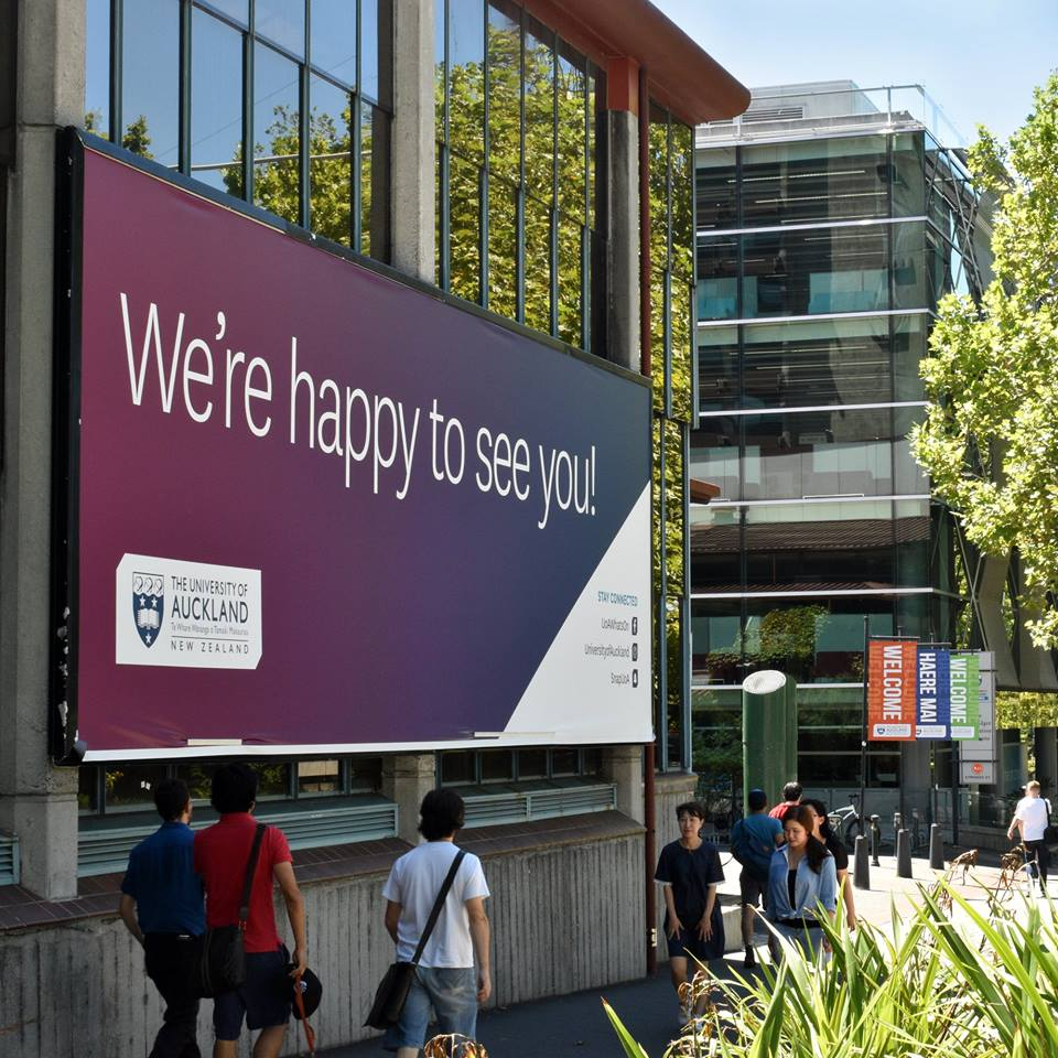 The University of Auckland Campus