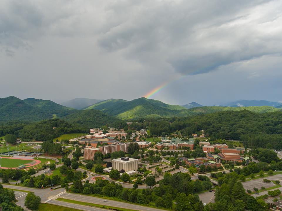 Western Carolina University - WCU Campus