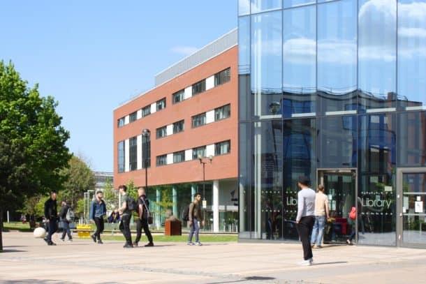 Aston campus