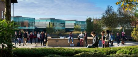 Edge Hill Business School Campus