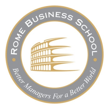 Rome Business School logo