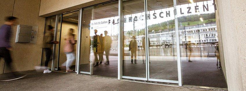 FHS St.Gallen University of Applied Sciences Campus