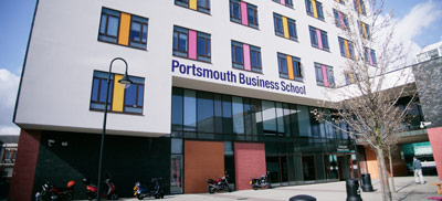 Portsmouth Business School Campus